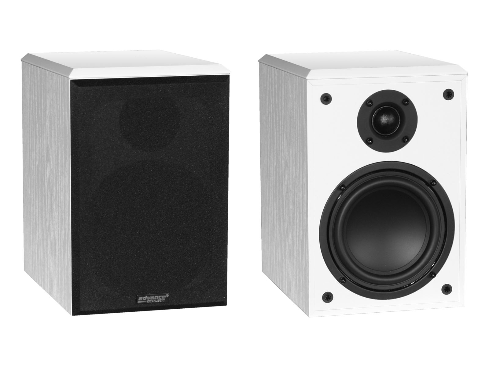 Advance Acoustic K3SE White